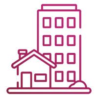 1773 places en résidences services