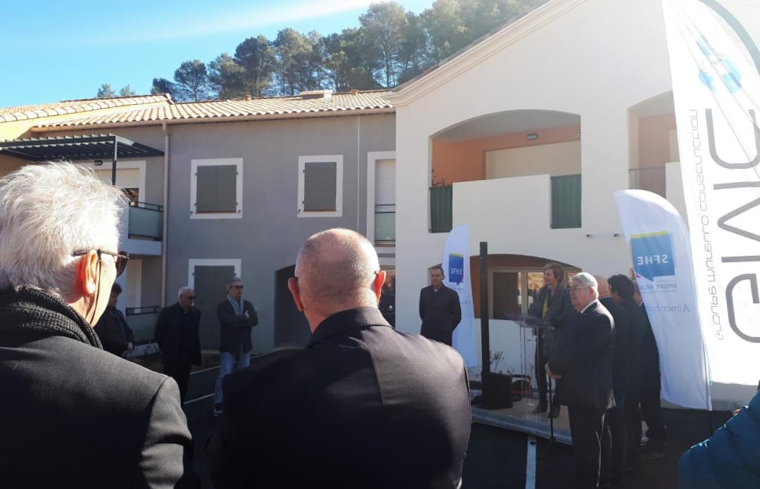 Inauguration des « Jardins de la Calade » - Solliès-Toucas (83)